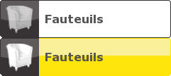 Fauteuils